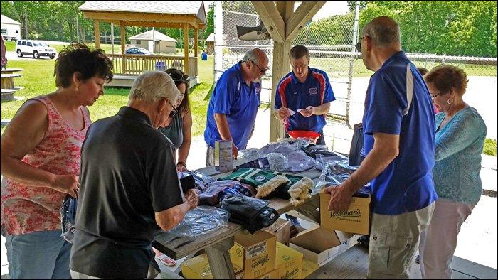 USO Wisconsin Volunteer Appreciation Picnic