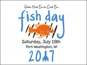 2017 Fish Day Art