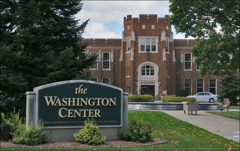 Washington Center, New London