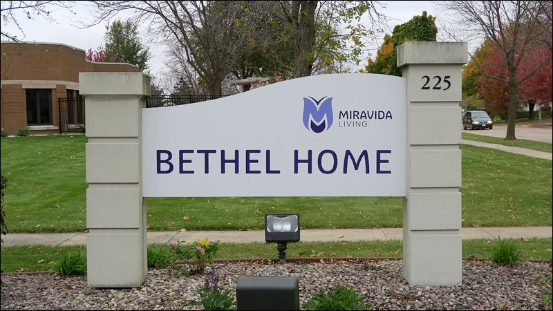 Bethel Home Sign
