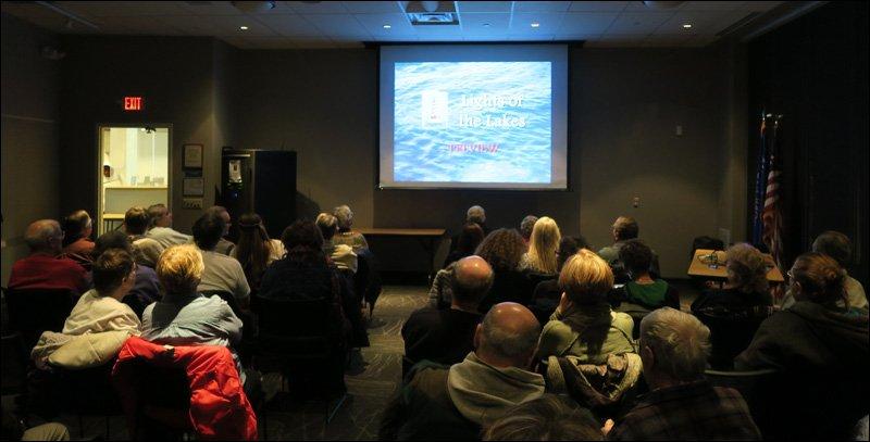 Waukesha Public Library Audience