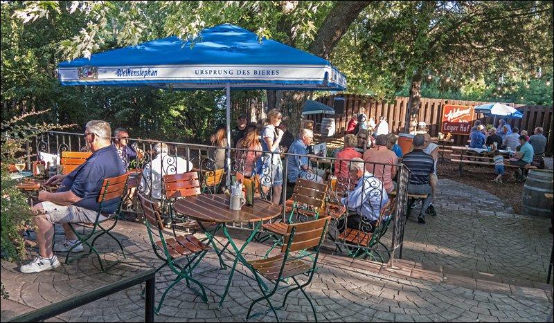 Von Rothenburg Beer Garden