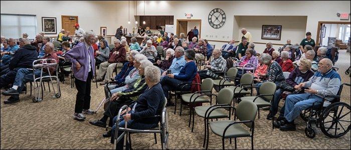 Oak Park Place Burlington Audience
