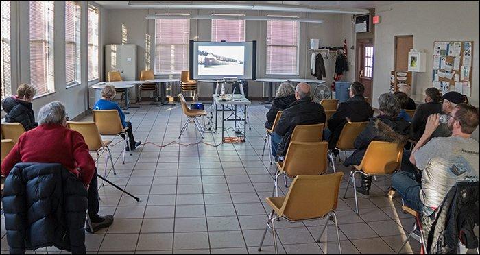 Allouez Community Center Audience