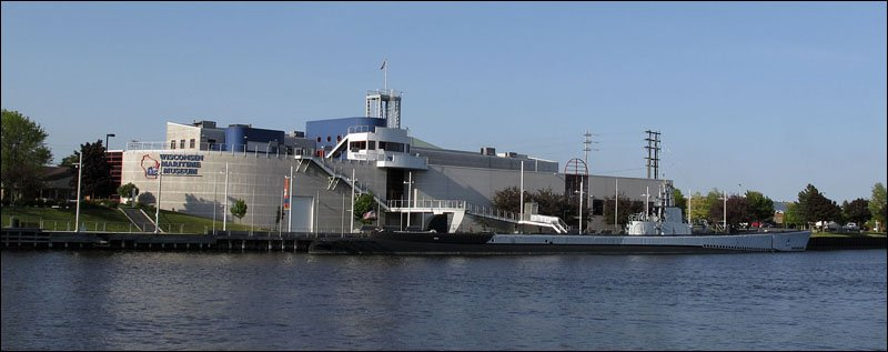 Wisconsin Maritime Museum and S.S. Cobia WWII submarine