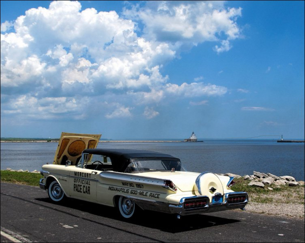 1957 Mercury Indy Pace Car in Manitowoc