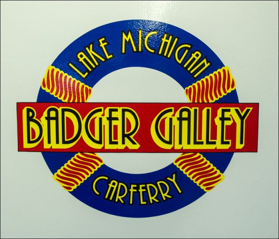 Badger Galley Logo