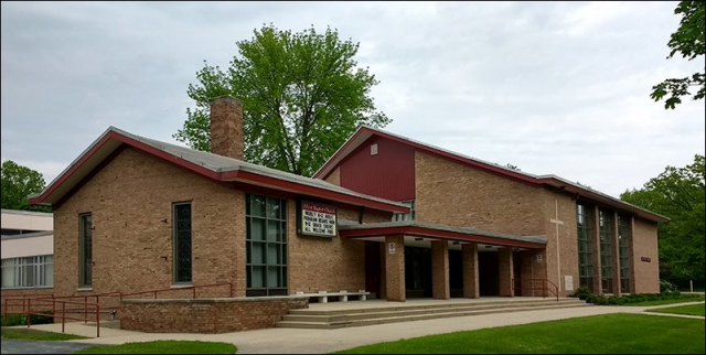 First Baptist Church - Midland, MI