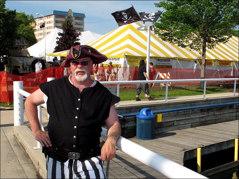 Senior Pirate
