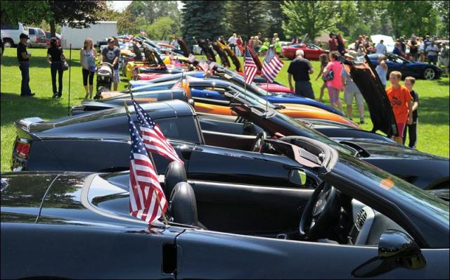Fish Day Car Show 2017