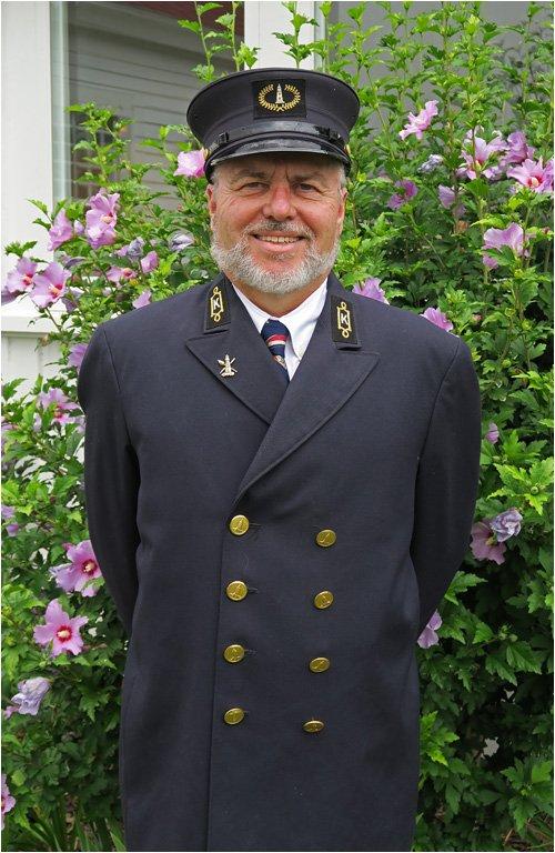 U.S.L.H.S. Keeper's Uniform
