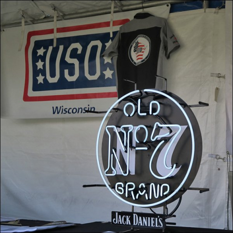USO Motorcycle Ride and Festival