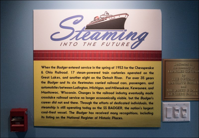 S.S. Badger - Steaming Into the Future
