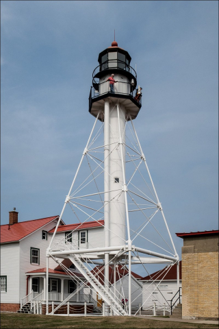Whitefish Point Tower