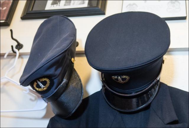 U.S. Lighthouse Service Uniform Caps