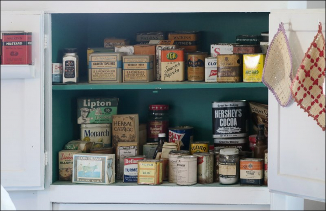 Spices and Baking Supplies