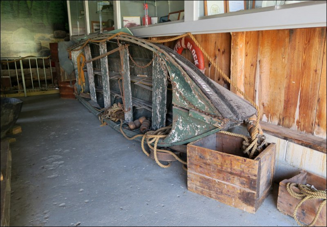 Wooden Commercial Fishing Boat