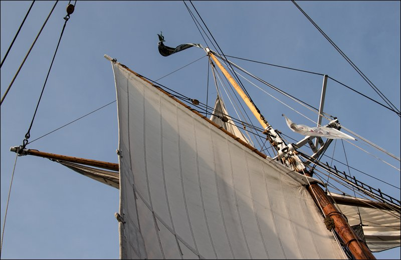 Under Sail on S/V Denis Sullivan