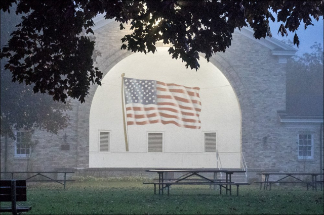 Another Port Icon - The Band Shell