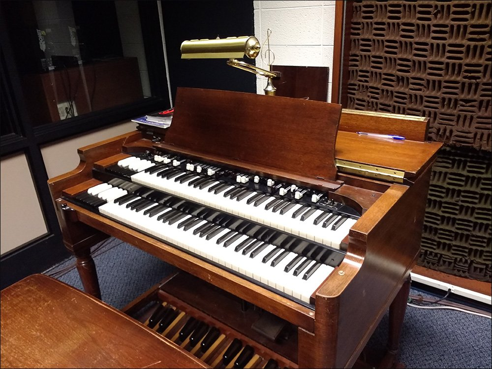 Vic Eliason's Favorite Organ