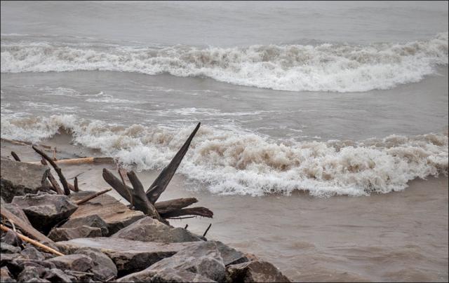 Relentless Seas