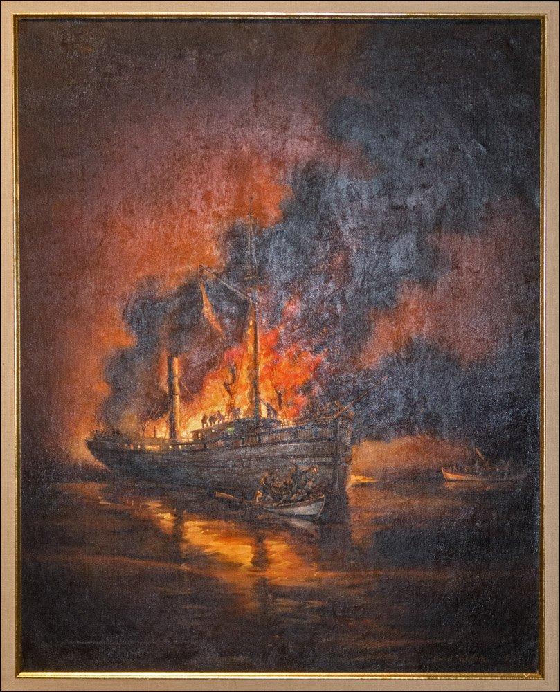 1847 Phoenix Tragedy
