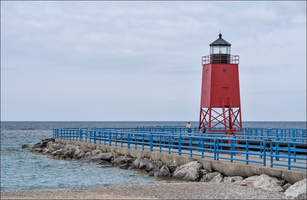 Charlevoix South Pierhead Light
