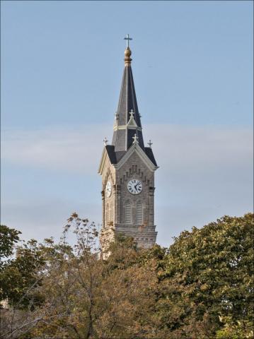 St. Mary's Church Steeple
