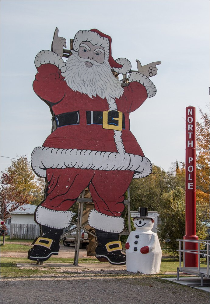 Tourist Attraction- Out of Business - Christmas, MI