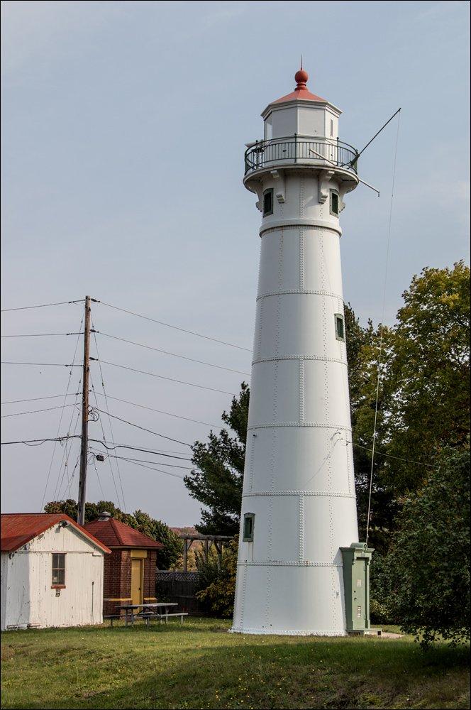 Front Range Lighthouse - Munising, MI