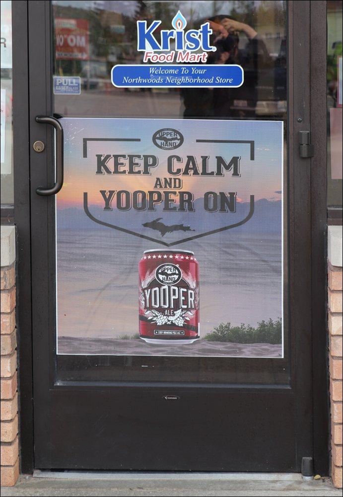 Keep Calm and Yooper On