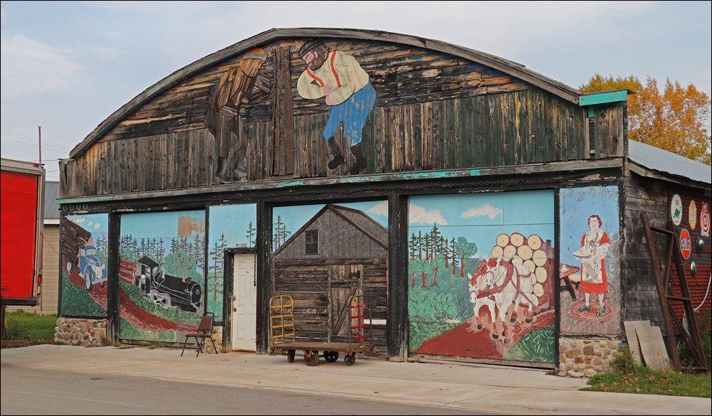Warehouse - Trenary, MI