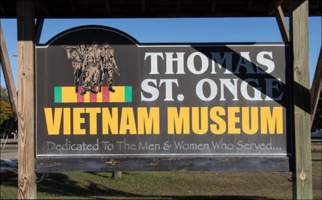 Thomas St. Onge Vietnam Museum