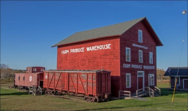 IXL Historical Museum - Hermansville